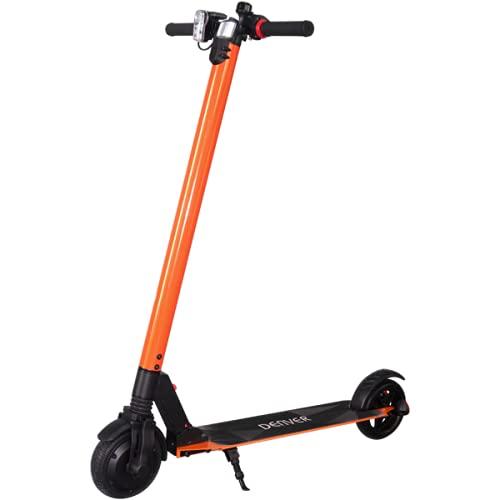 Denver SCO-65220 Elektro Roller, Naranja, Talla Única