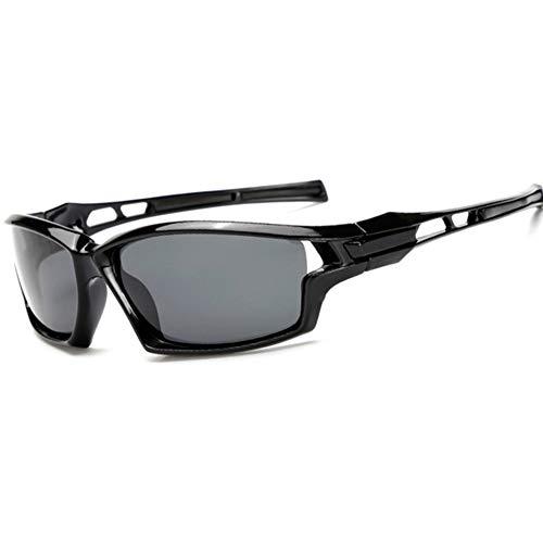 Gafas Sol Deportivas, Gafas Sol Deportivas Polarizadas con Proteccion UV400, Marco Irrompible, para Hombre Y Mujer, Deportes Al Aire Libre, Pesca, Ski, Conducción, Golf,2