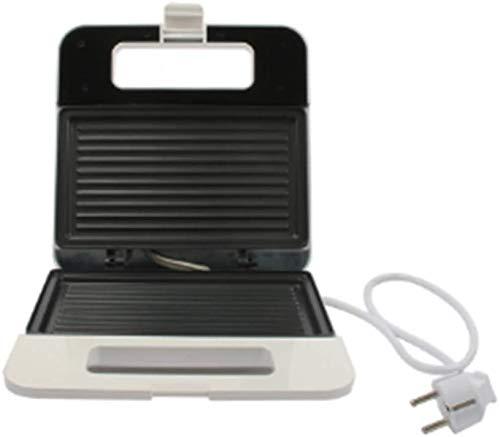 GJJSZ Elektrischer Ei Sandwich Maker Mini Grillen Panini Backplatten Toaster Multifunktions Antihaft Waffel Frühstücksmaschine