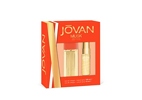 Jovan Musk Set Mujer Duplo Edc 100 + Mini 15