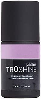 She's Unavailable - TruShine Gel Enamel by Jamberry - Salon-Quality Gel Enamel Polish - UV Cured - 0.4 Ounce Bottle