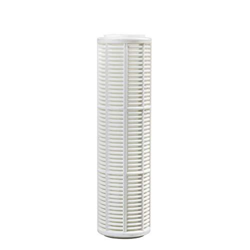 """Cartuccia, filtro a rete in nylon 100µm per portafiltro standard da 10"""", lavabile e riutilizzabile"""