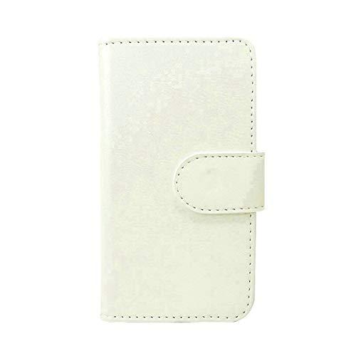 DQG Hülle für Crosscall Trekker M1 Core, Schutzhülle Tasche PU Leder mit Kreditkarten Geldfächern Schale & Weiche Case Handyhülle Standfunktion Cover für Crosscall Trekker M1 Core (4.5