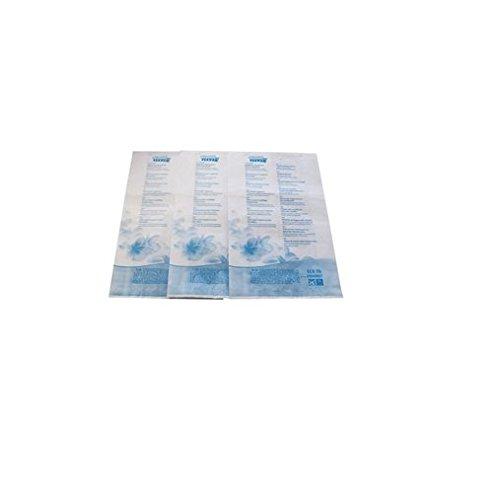 Clean and Clever ECO70 Hygienebeutel groß 1000 Stück Natronpapier gebl. gefädelt