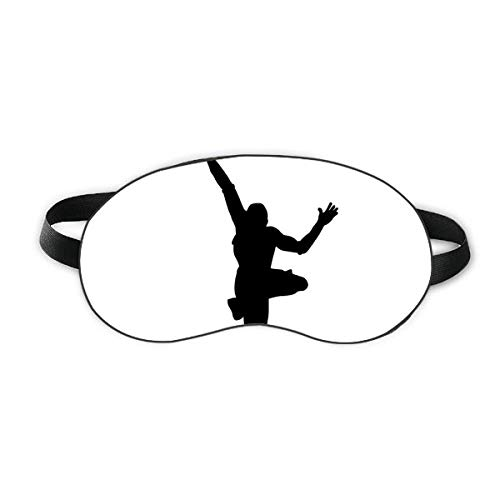 Sports Basketball Running Slam Dunk Sleep Eye Shield Soft Night Vlindfold Shade Cover