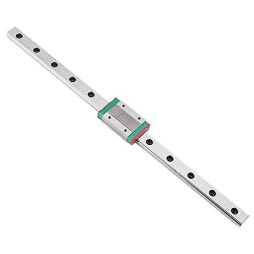April Geschenke Linearer Schlitten, Gleitschiene, 250 mm, 300 mm, 400 mm, 500 mm, 550 mm für zu Hause(300mm)