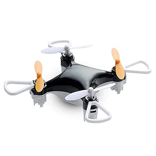 DCLINA Aereo telecomandato a Quattro Assi per Fotografia Aerea con Drone acrobatico Giocattoli Resistenti agli Urti e Resistenti agli Urti Micro Aereo Intelligente ad Altezza Fissa Facile trasportare