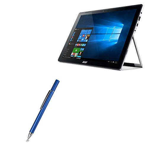 Stylus Pen for Acer Switch Alpha 12 (SA5-271) (Stylus Pen by BoxWave) - FineTouch Capacitive Stylus, Super Precise Stylus Pen for Acer Switch Alpha 12 (SA5-271) - Lunar Blue