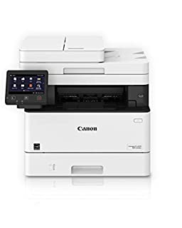 Canon Imageclass MF445dw - All In One, Wireless, Mobile Ready Duplex Laser Printer, with 3 Year Warranty, White, Amazon Dash Replenishment Ready (B07WVF56VB) | Amazon price tracker / tracking, Amazon price history charts, Amazon price watches, Amazon price drop alerts