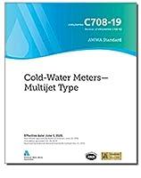 AWWA C708-19 Cold-Water Meters: Multijet Type