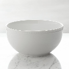 Staccato Serving Bowl + Reviews | Crate and Barrel
