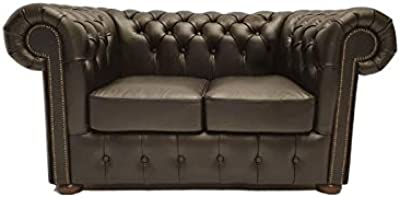 The Chesterfield Brand - Sofá Chester Brighton Negro - 2 ...