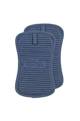 All-Clad Textiles Pot Holder, 2 Pack, Cornflower