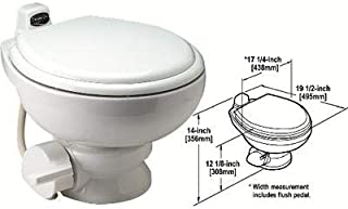Sealand 302311711 Traveler® Lite&trade Series Lightw8 China Toilets for Towables