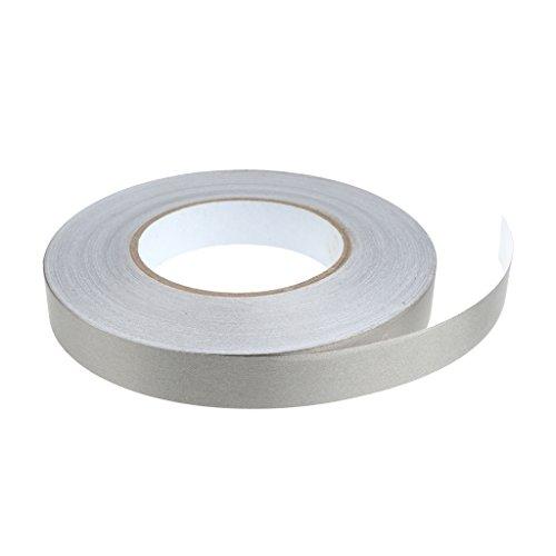 1 Rolle von Isolierenden Tuch Klebeband DIY Klebebänder leitend Kupferfolie Stoff-Gewebe klebeband für elektrische Reparaturen