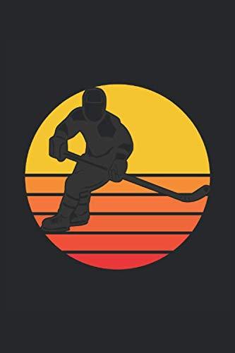 Eishockey Notizbuch: Eishockey Notizbuch A5 Punktraster - zum planen, organisieren und notieren