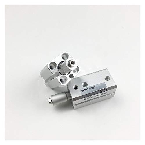 Válvula solenoide MKB12-10RZ MKB12-20RZ MKB12-10LZ MKB12-20LZ MKB12-20LZ SMC Cilindro de sujeción de cilindro de aire de sujeción de cilindro de aire de cilindro neumático Suministro de agua de válv