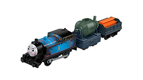 Locomotora motorizada de Acero de Thomas y Sus Amigos. 900 FBK20. Track Master