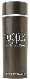 Toppik Hair Building Fibers Dk Brown 0.87 oz (25 g)