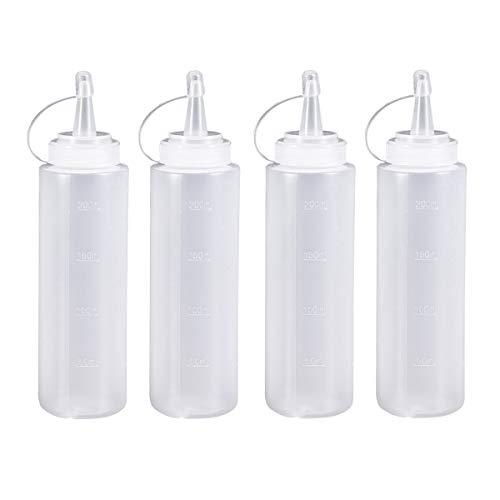 Ados Et Adultes Sans BPA 200ML Pour Enfants 8PCS Gourdes R/éutilisables Pour Compotes Et Pur/ées
