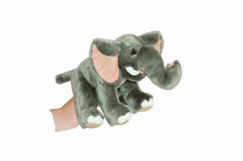 Manhattan Toy - 144840 - Marionnette et Théâtre - Wildlife Collection - Elain Eléphant