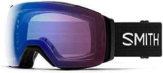 نظارات تزلج SMITH I/O MAG XL للرجال والنساء + عدسات سميث الاحتياطية + مجموعة نظارات مجانية