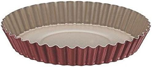 Forma para Torta e Bolo de Alumínio com Revestimento Interno Antiaderente Tramontina Brasil Vermelho