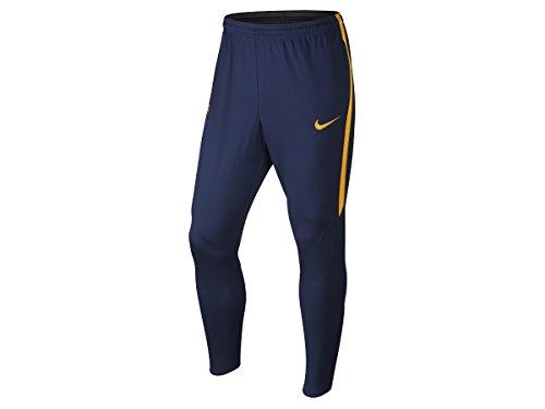 Nike FCB Strike PNT Wp Wz Herren Fußballhose Club Barcelona 2015/2016 S Blau/Gold (Loyal Blue/University Gold)