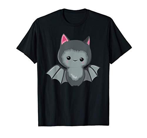 Mignon de chauve-souris d'Halloween drôle de chauves-souris T-Shirt