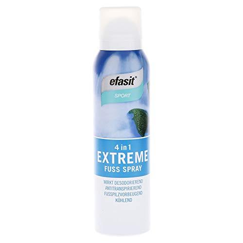 Efasit Sport 4in1 Extreme Fuss Spray, 150 ml