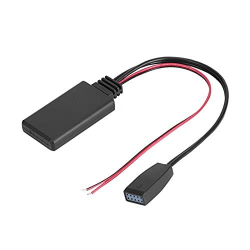 NONGFU Wangtao Store Adaptador de Cables AUX AUX AUX AUX Compatible con Bluetooth 4.1 Fits para E39 E46 AUX AUX Adapter Accesorios DE Coches
