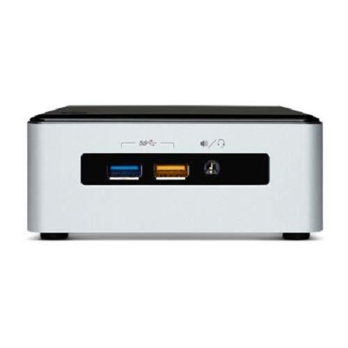 Intel NUC Mini PC Intel Core i3-5010U 2X 2,1GHz 8GB RAM 128GB SSD Bluetooth 4.0 Mini HDMI RJ-45 USB 3.0 Windows 10 Professional