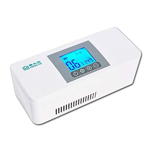GlobalCareMarket Medicine Refrigerator and Insulin Cooler for Car, Travel, Home - Portable Car Refrigeration Case/Small Travel Box for Medication