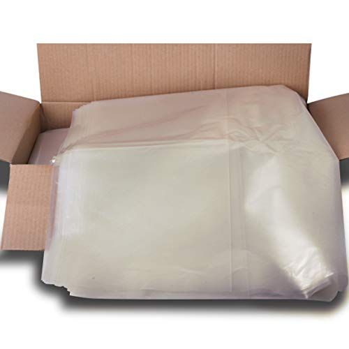 The Chemical Hut 10 Pack Of Strong Heavy Duty Opaque Rubbish Sack Liner Bags For Wheelie Bins