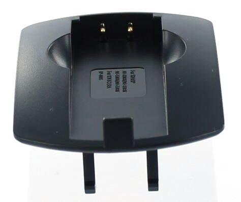 MobiloTec Ladegerät kompatibel mit Sharp MiniDisc-Player, Camcorder/Digitalkamera Netzteil/Ladegerät Stromversorgung