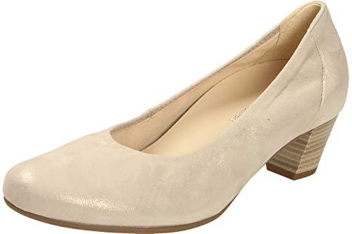 Gabor Comfort Damen Pumps 46.180.14 beige 807588