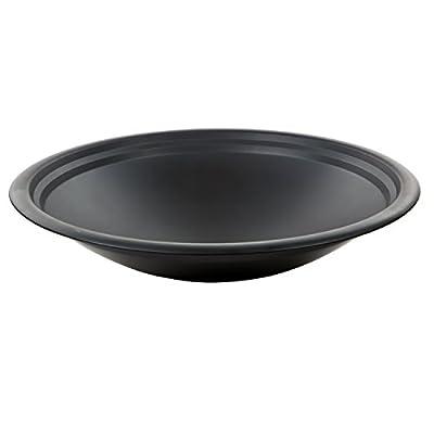 Sun Joe SJFP35-STN-B 29-Inch Universal Replacement Fire Pit Bowl, Black