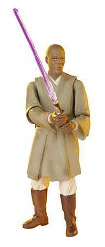 Hasbro Mace Windu Star Wars 10 Amazon Co Uk Toys Games