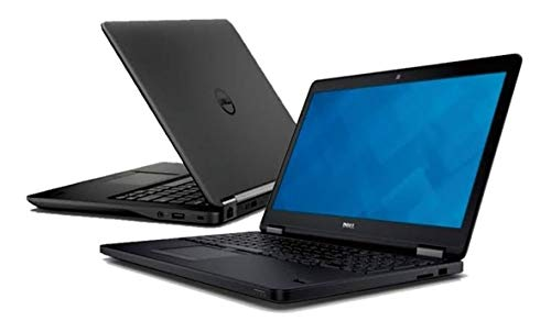 Dell Latitude E7250, Intel Core i5-5300U 2.3GHz, 8GB RAM, 256GB SSD M.2,Webcam, WiFi, Windows 10 (Renewed)