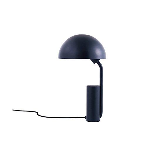 Norman Copenhagen Cap Tischlampe, Stahl, dunkelblau, 50x28cm