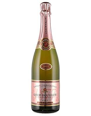 Louis Bouillot - Perle d'Aurore Cremant de Bourgogne Rose Brut NV 75cl Bottle