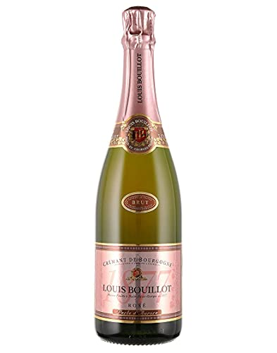 Louis Bouillot Crémant de Bourgogne Brut RosePerle dAurore 0,75 litre