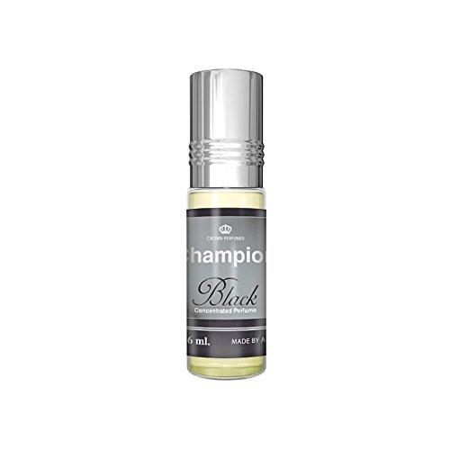 Prime véritable Attar Huile parfum parfum sans alcool Halal de 6 ml Top Qualité 6 ml x 6 pcs (Lot de 6)