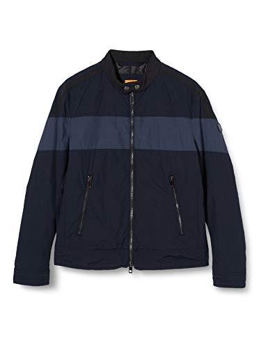 BOSS Herren Ondro Jacke, Blau (Dark Blue 404), X-Large (Herstellergröße: 50)