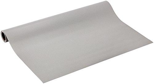 WENKO Anti-Rutsch-matte Noppen grau - zuschneidbar, 50 x 150 cm, grau