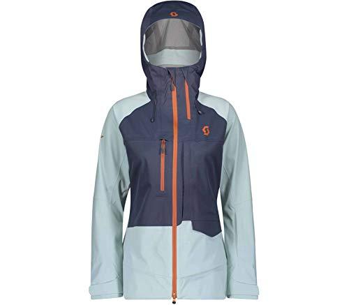 Scott Damen Vertic 3L Skijacke blau M