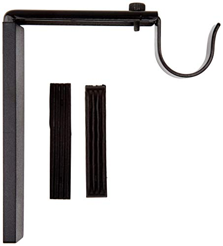 Ikea IKE-602.172.28 BETYDLIG - Soporte de pared y techo para pared, color negro