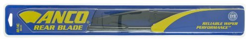 ANCO AR-14C Rear Wiper Blade - 14', (Pack of 1)