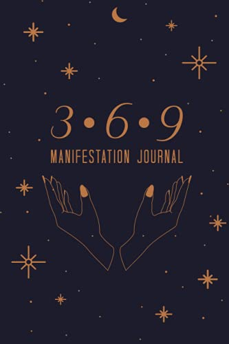 369 MANIFESTATION JOURNAL: The Power Law Of Attraction Manifesting Workbook   Writing Exercise Noteb