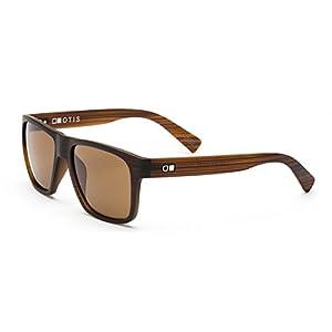 OTIS Eyewear Life On Mars : Woodland Matte/Brown Polarized Mens Sunglasses